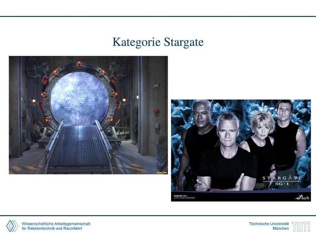 Kategorie Stargate