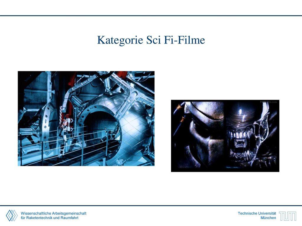 Kategorie Sci Fi-Filme