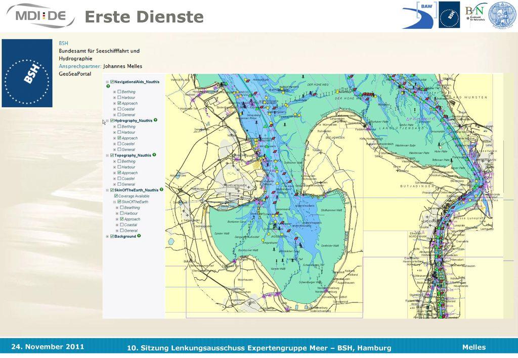 Infrastrukturknoten - Mdi-sh.org