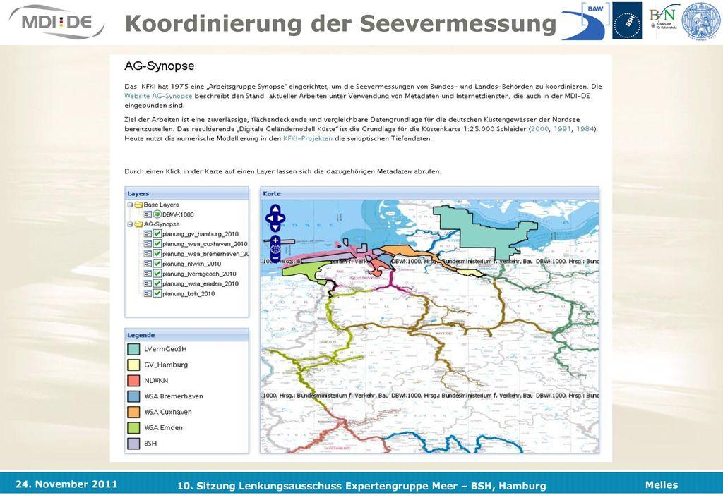 Portal Recherche Datenvisualisierung Datenzugang 12 - 18 12