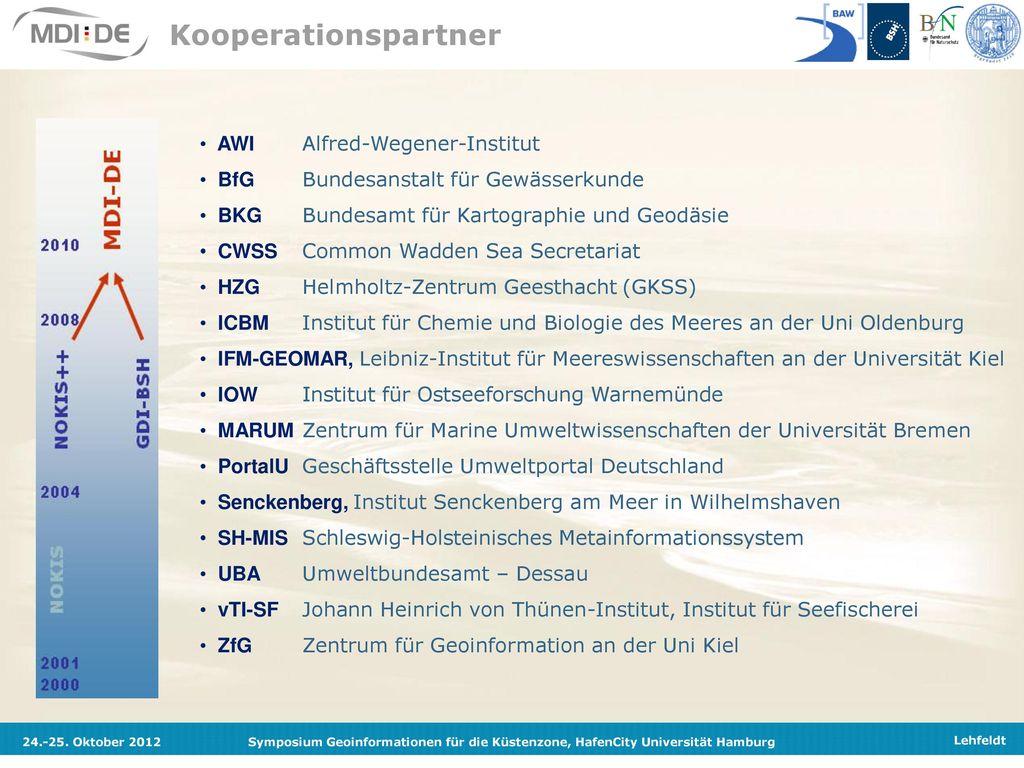 Kooperationspartner AWI Alfred-Wegener-Institut