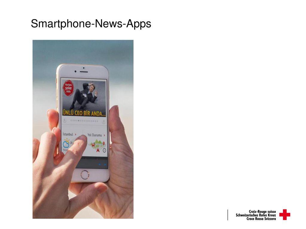 Smartphone-News-Apps