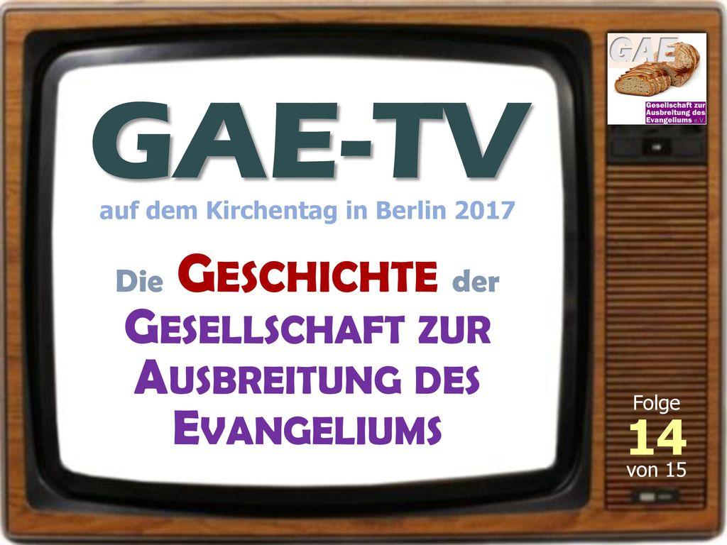 auf dem Kirchentag in Berlin 2017