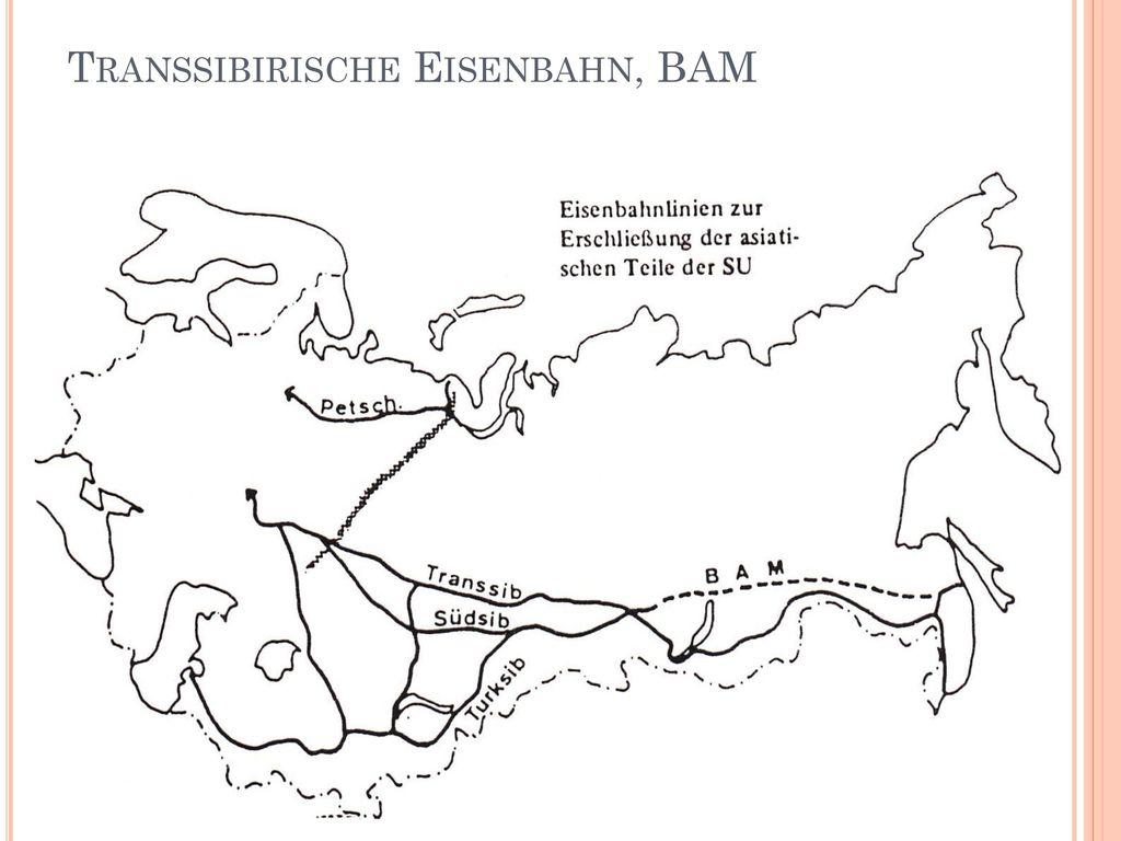 Transsibirische Eisenbahn, BAM