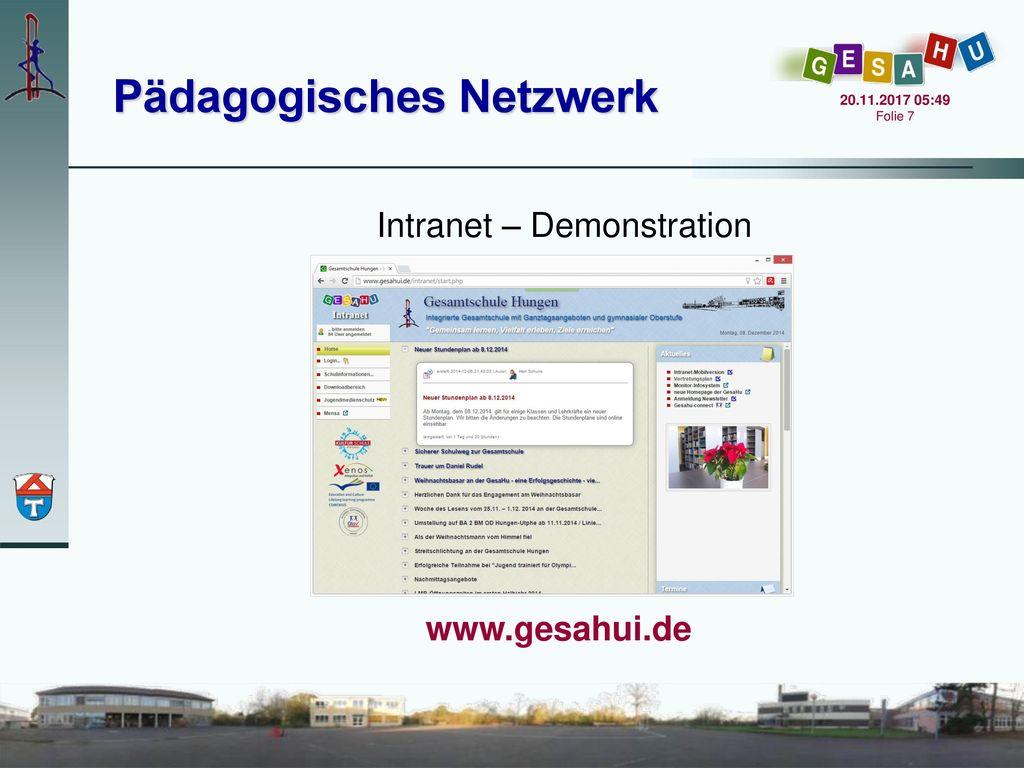 Pädagogisches Netzwerk