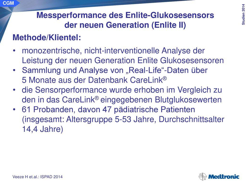 Ergebnisse: Vergleichbare Performance im Error-Grid-Plot