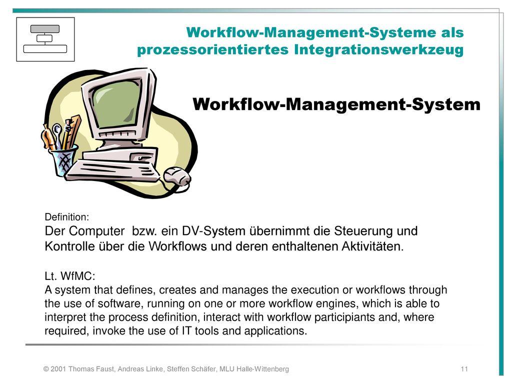 Workflow-Management-System