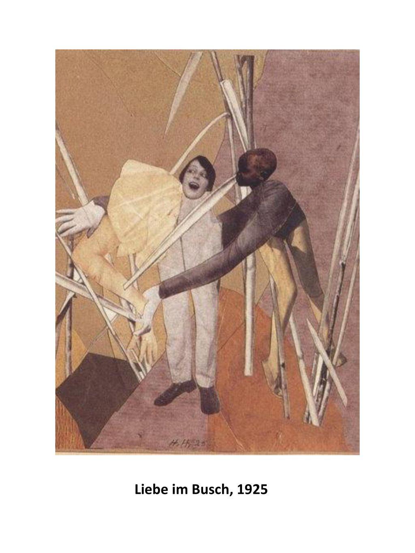 Liebe im Busch, 1925