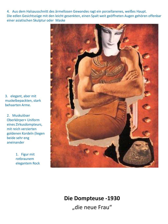 """Die Dompteuse -1930 """"die neue Frau"""