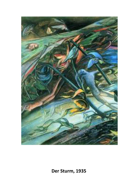 Der Sturm, 1935