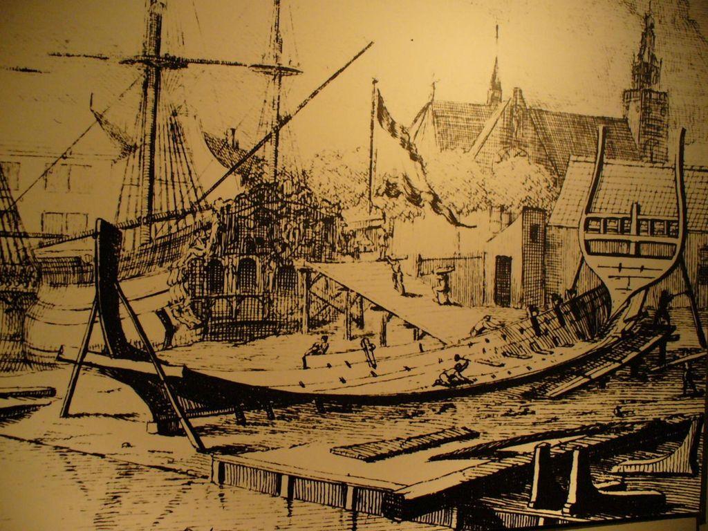 Die Vasa (oder Wasa) ist eine schwedische Galeone (Kriegsschiff), die am 10. August 1628 auf ihrer Jungfernfahrt nach weniger als einer Seemeile Fahrt sank.