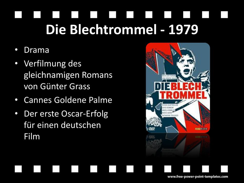 Die Blechtrommel - 1979 Drama