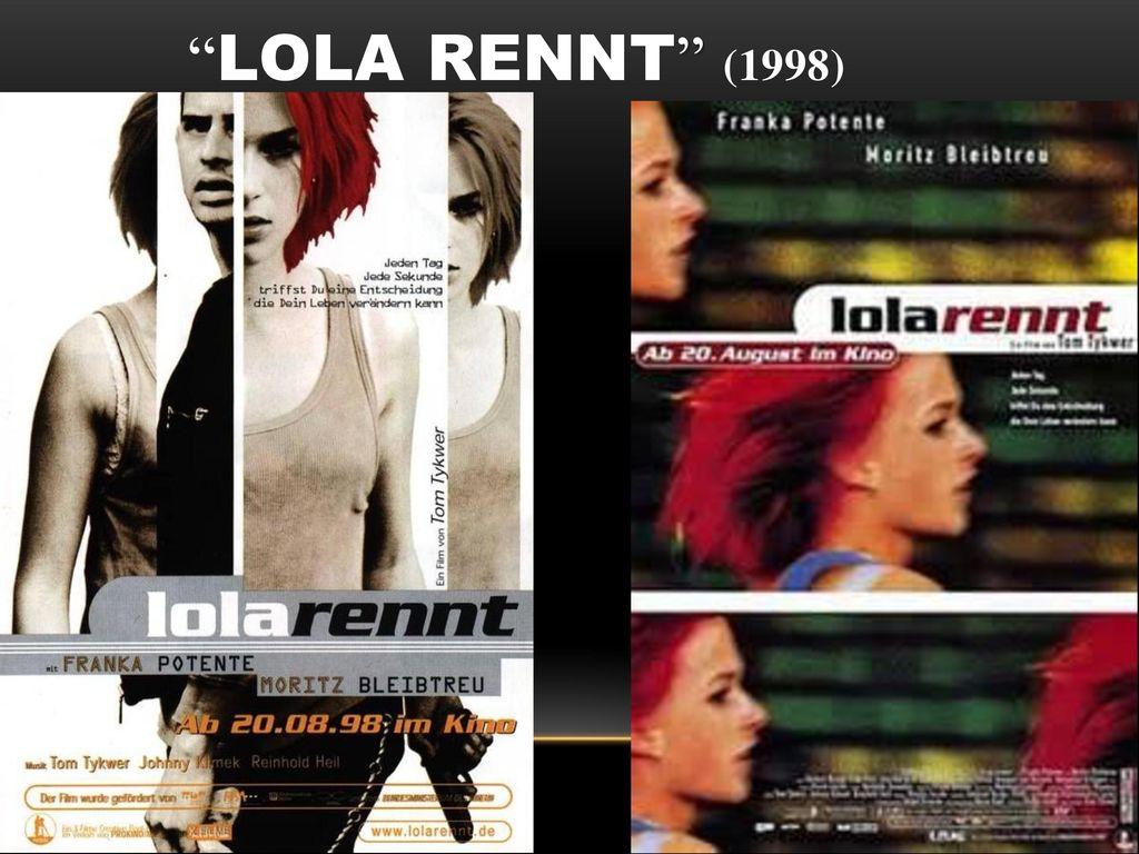 Lola rennt (1998)