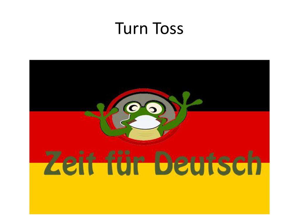 Turn Toss