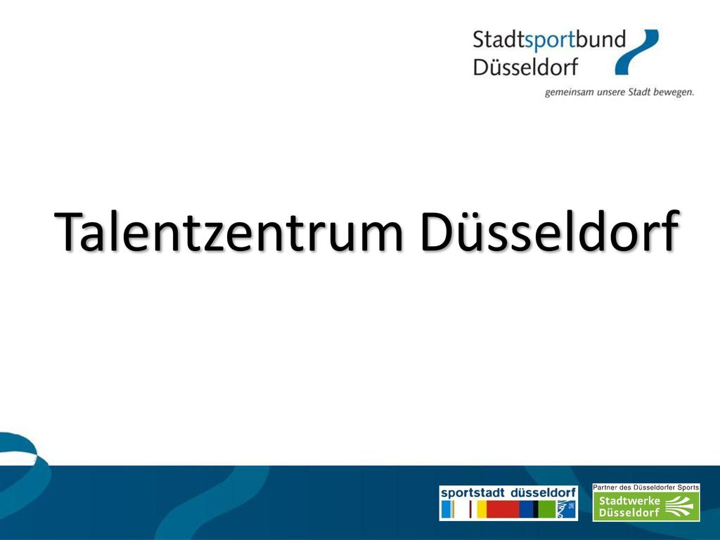 Talentzentrum Düsseldorf
