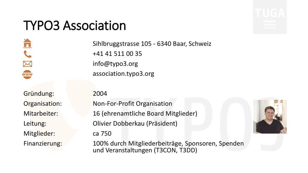 TYPO3 Association