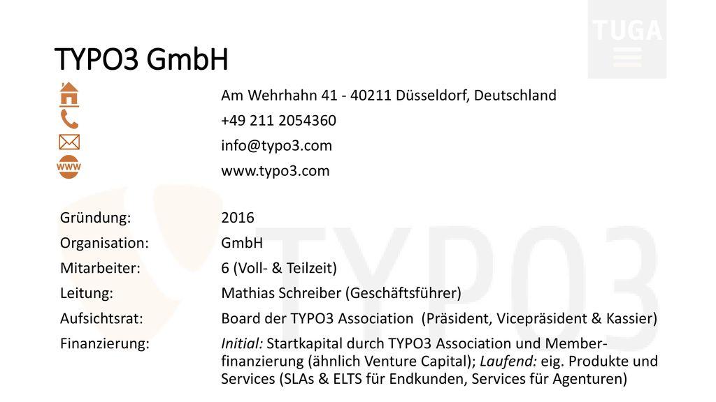 TYPO3 GmbH