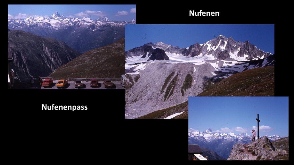 Nufenen Nufenenpass