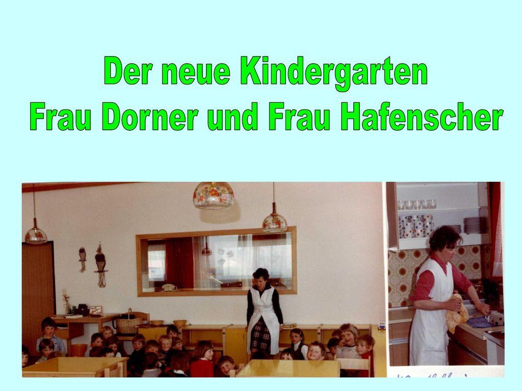 Frau Dorner und Frau Hafenscher