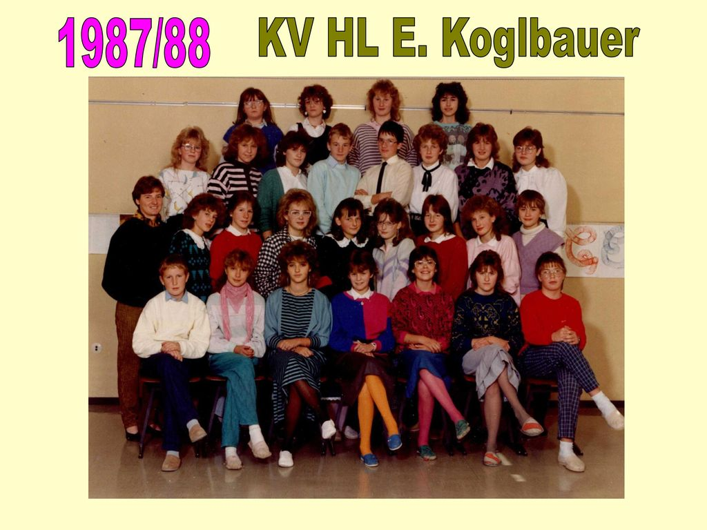 1987/88 KV HL E. Koglbauer