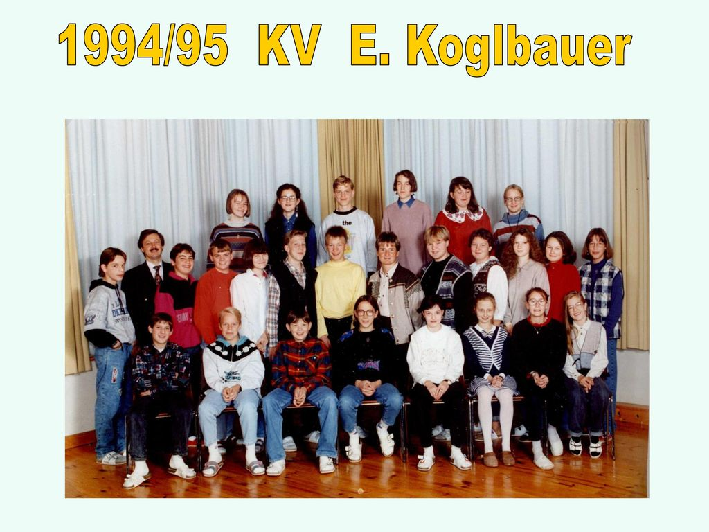1994/95 KV E. Koglbauer
