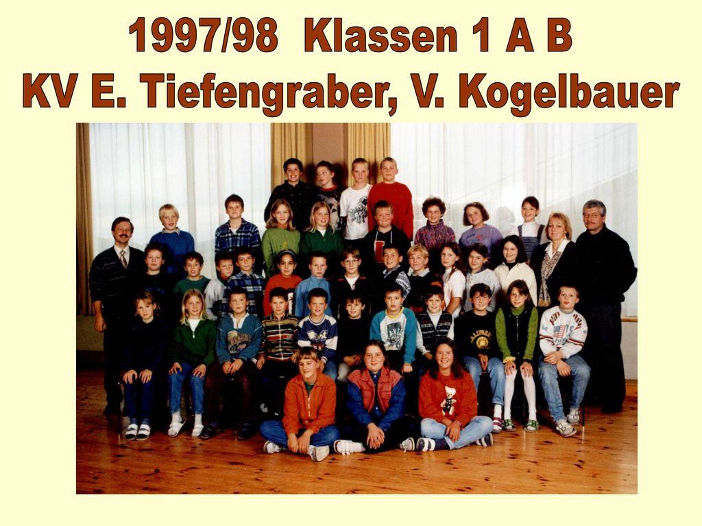 KV E. Tiefengraber, V. Kogelbauer