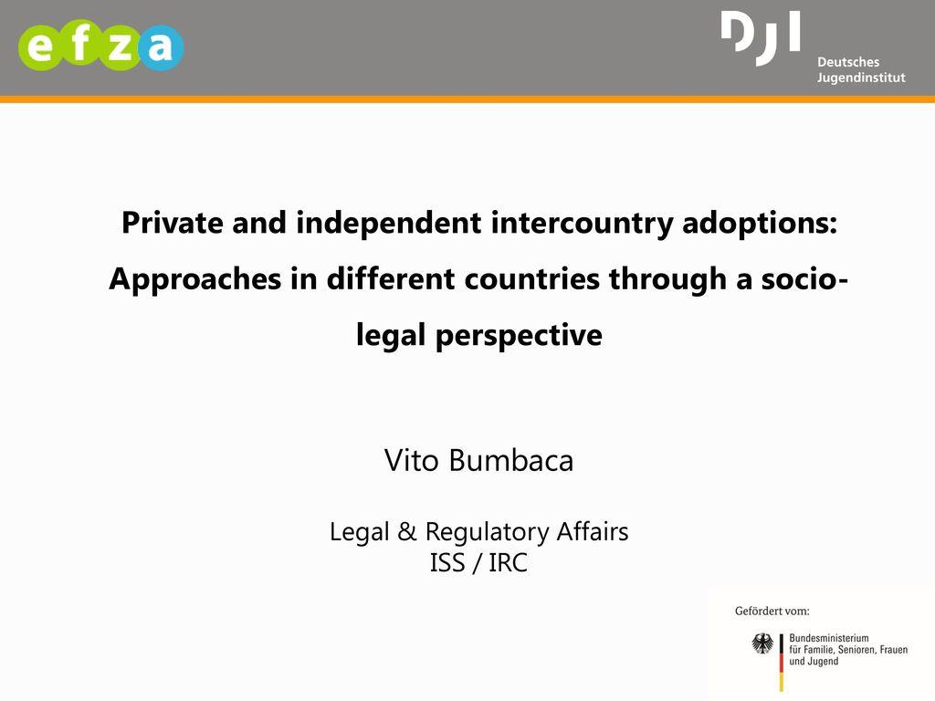 Legal & Regulatory Affairs