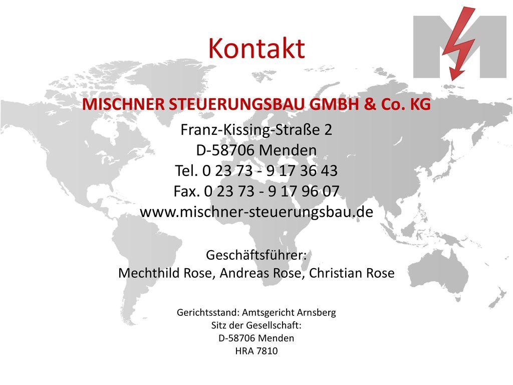 MISCHNER STEUERUNGSBAU GMBH & Co. KG