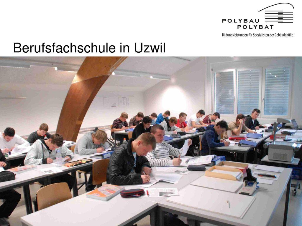Berufsfachschule in Uzwil