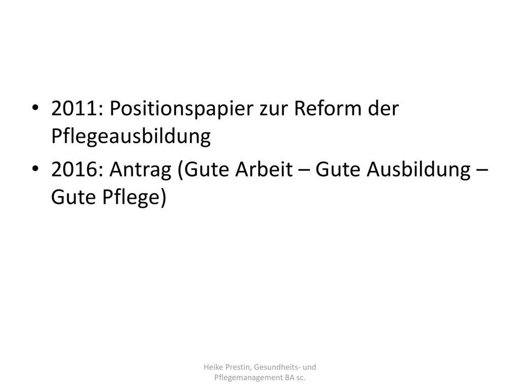 Heike Prestin, Gesundheits- und Pflegemanagement BA sc.