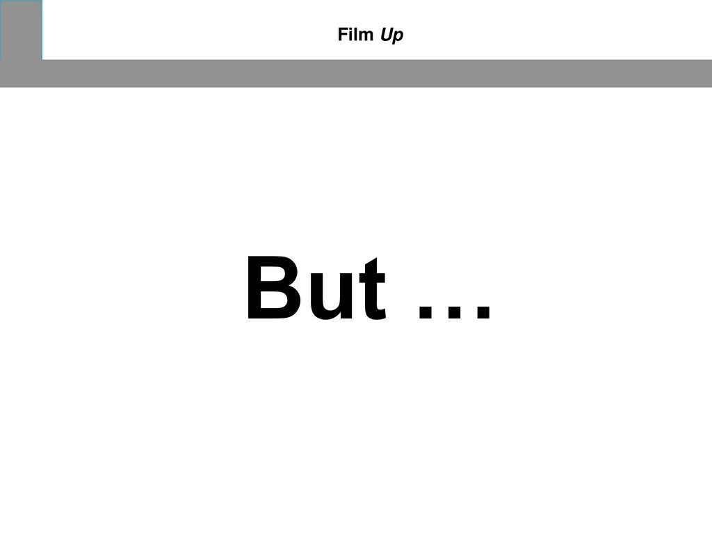 24.11.2017 Film Up But …