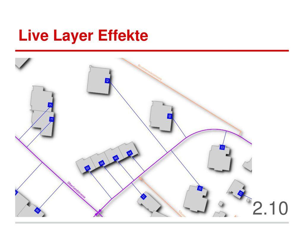 Live Layer Effekte 2.10