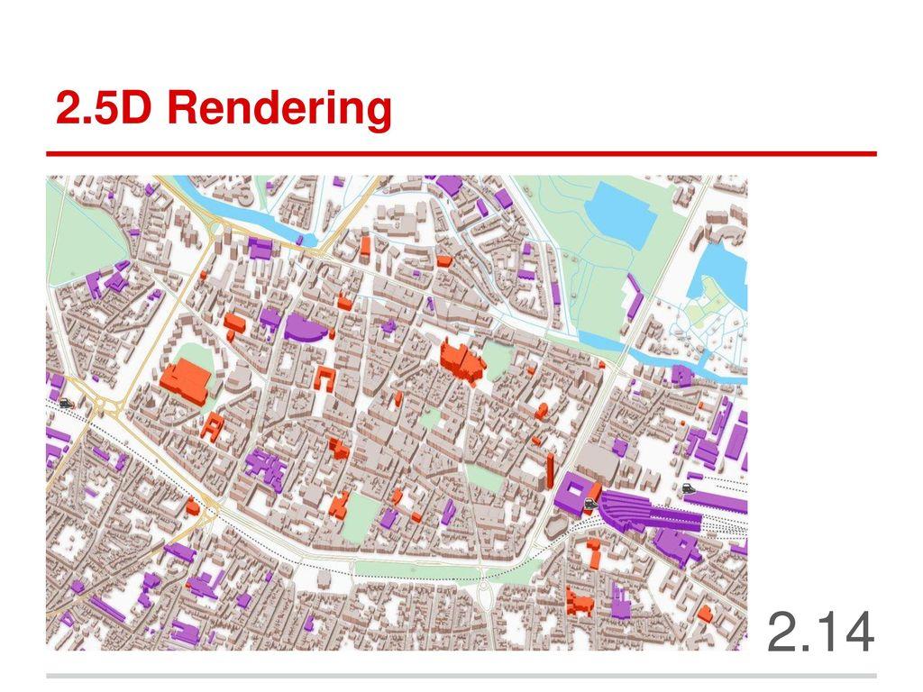 2.5D Rendering 2.14