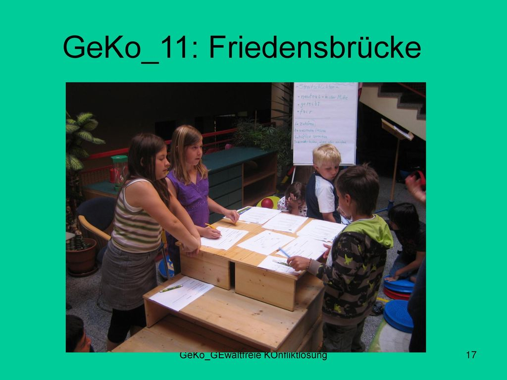 GeKo_11: Friedensbrücke