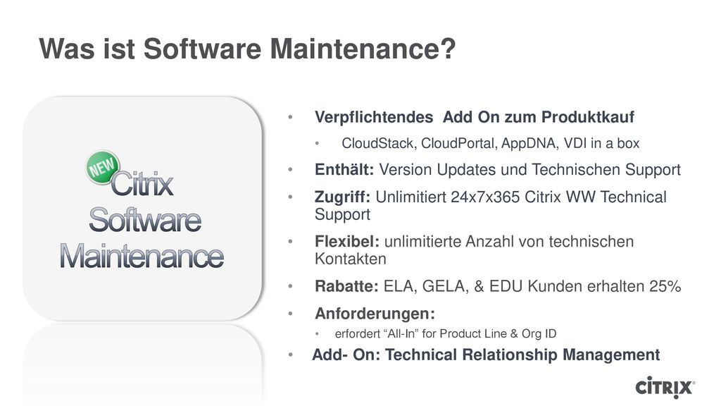 Was ist Software Maintenance