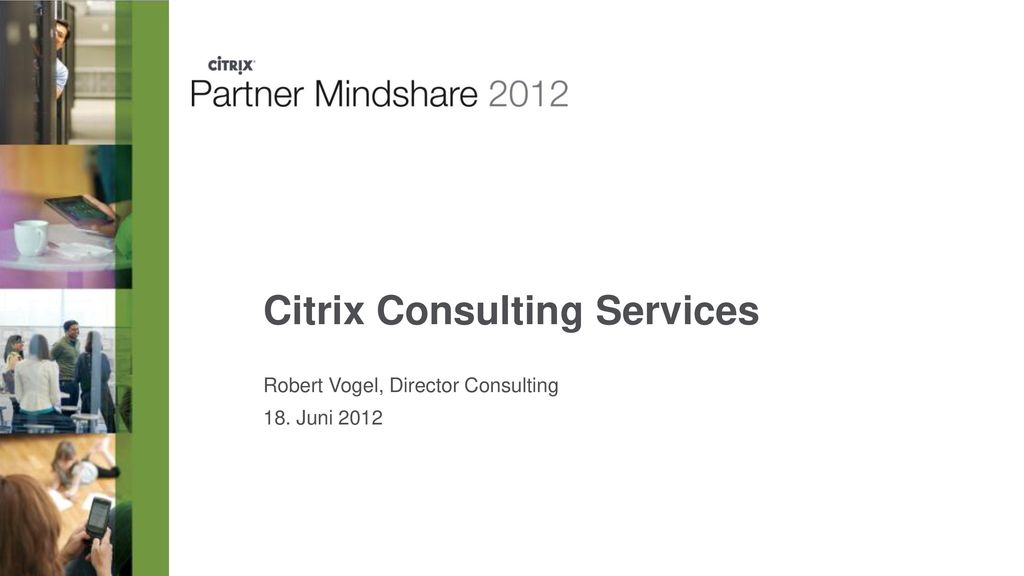 Citrix Consulting Services