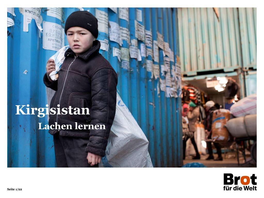 Kirgisistan Lachen lernen 1