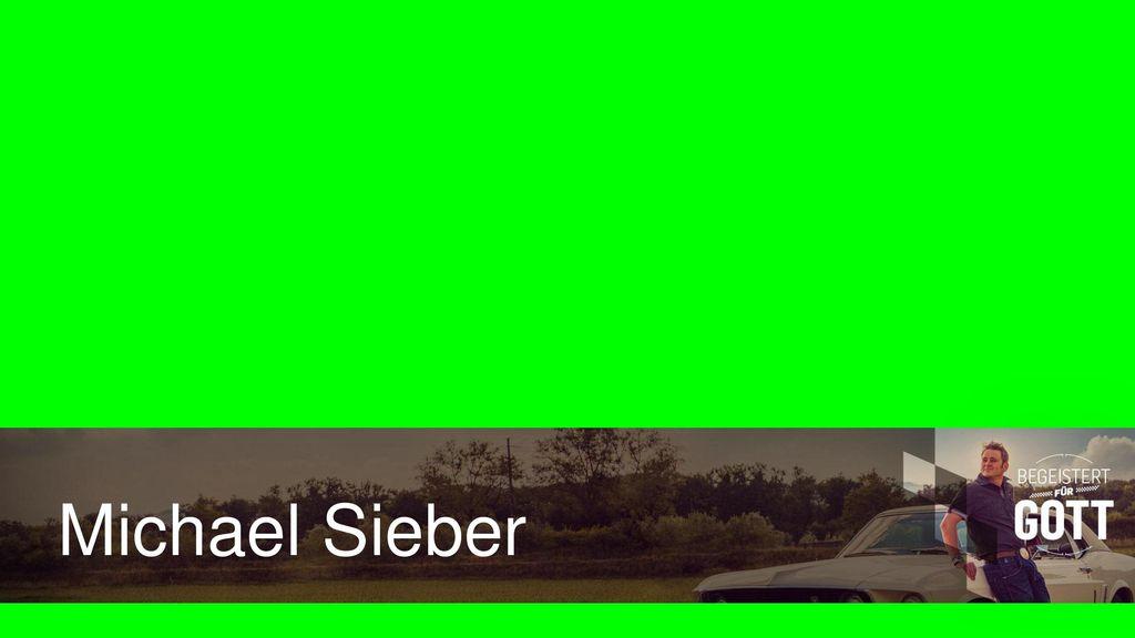 Namenseinblender Michael Sieber