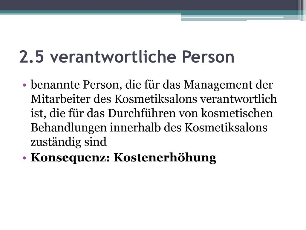 2.5 verantwortliche Person