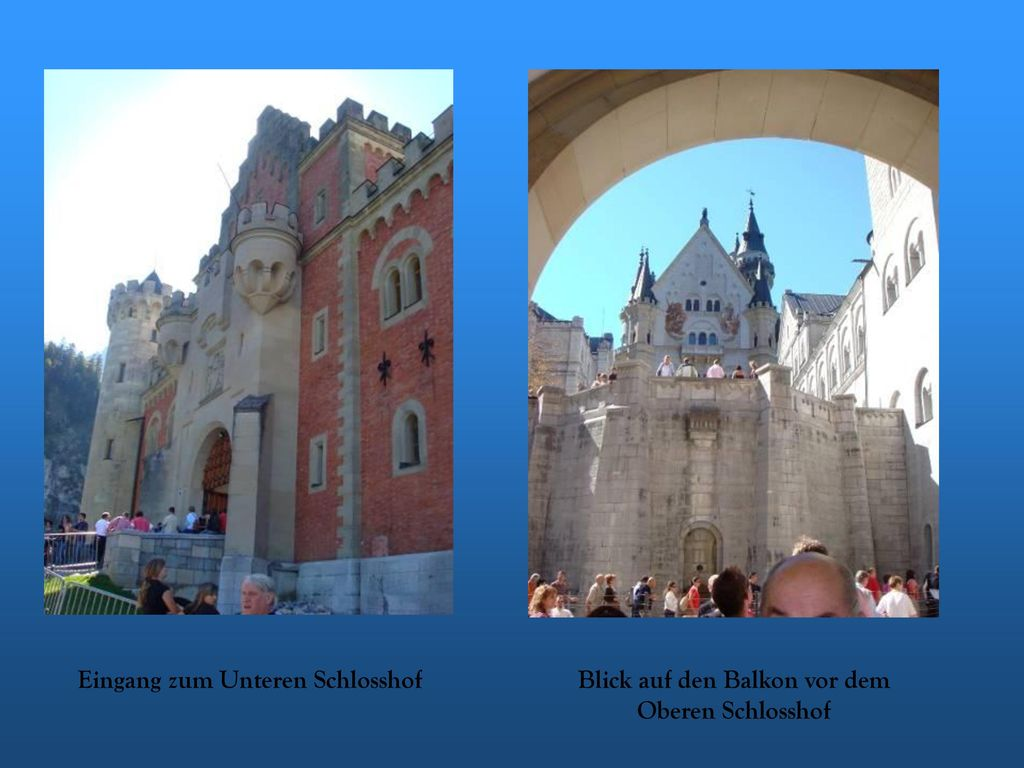 Eingang zum Unteren Schlosshof