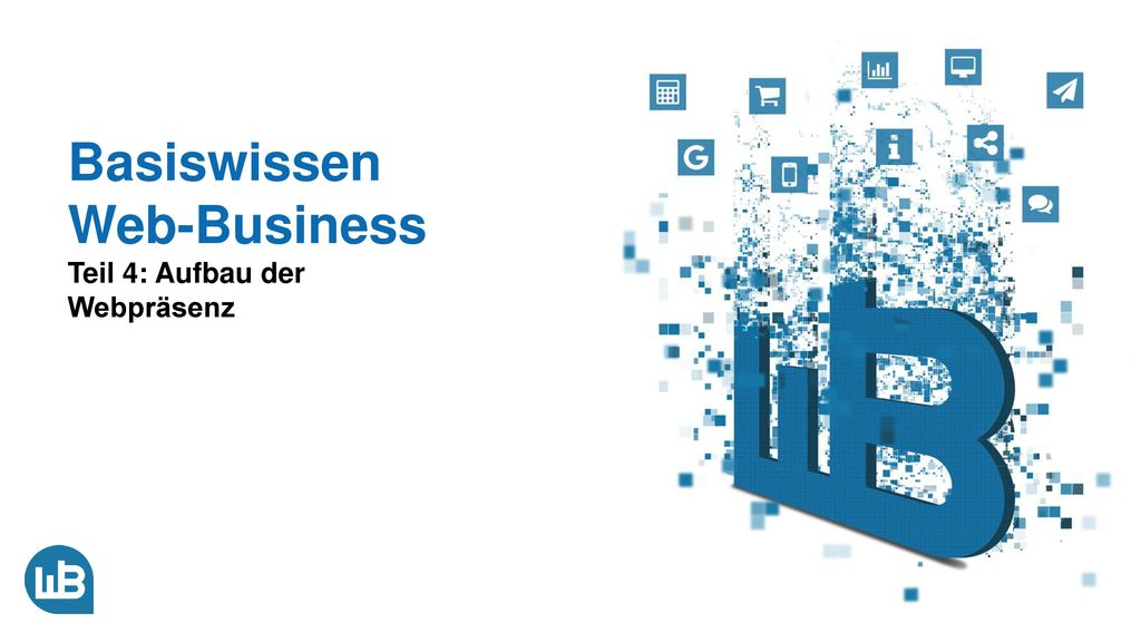 Basiswissen Web-Business