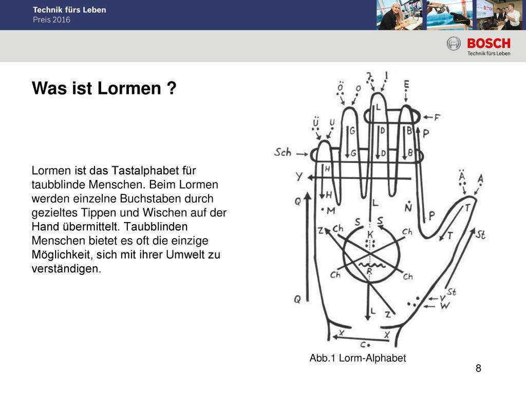 Was ist Lormen