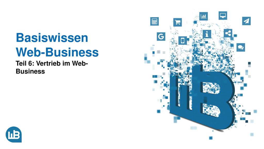 Basiswissen Web-Business