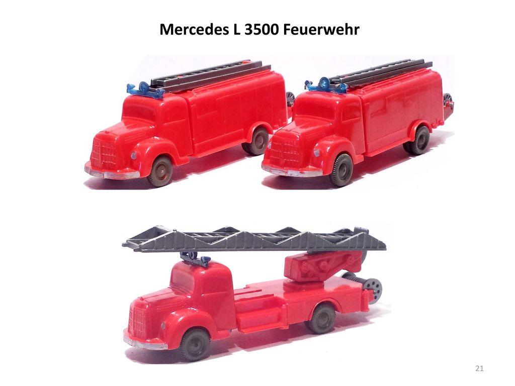 Mercedes L 3500 Feuerwehr