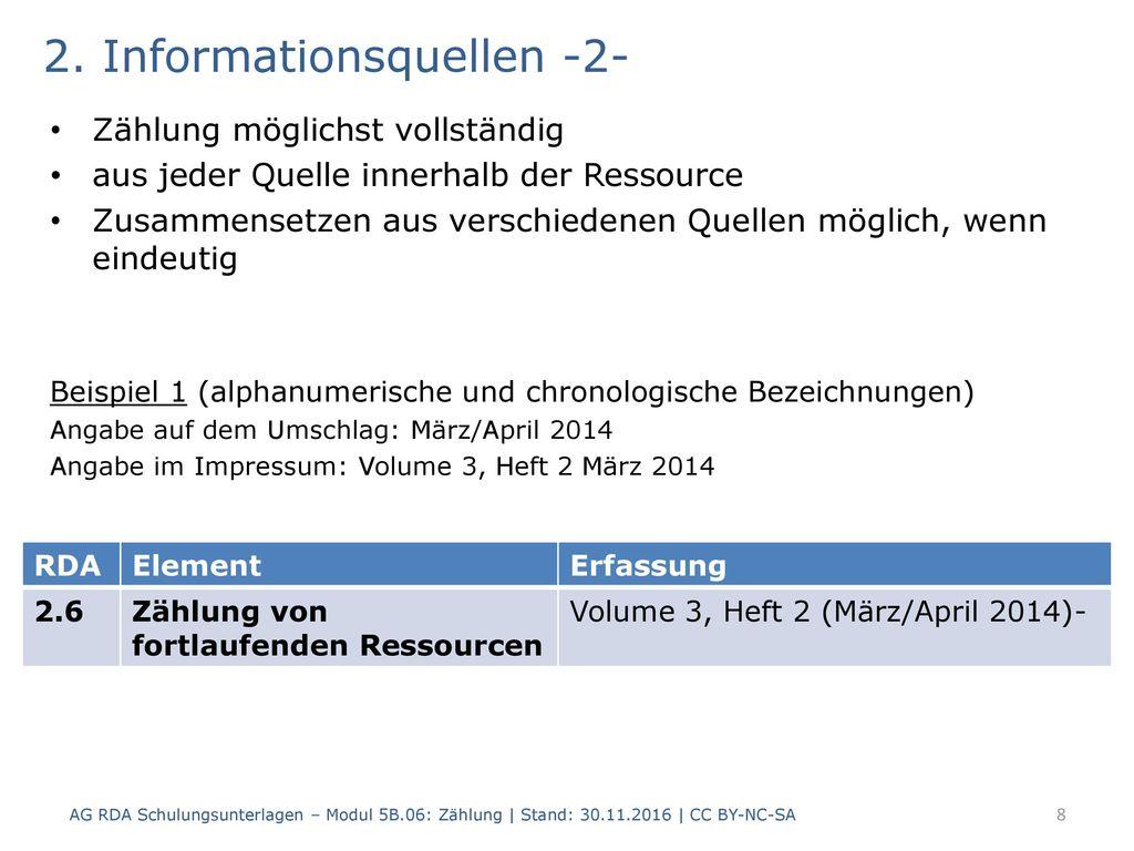 2. Informationsquellen -2-