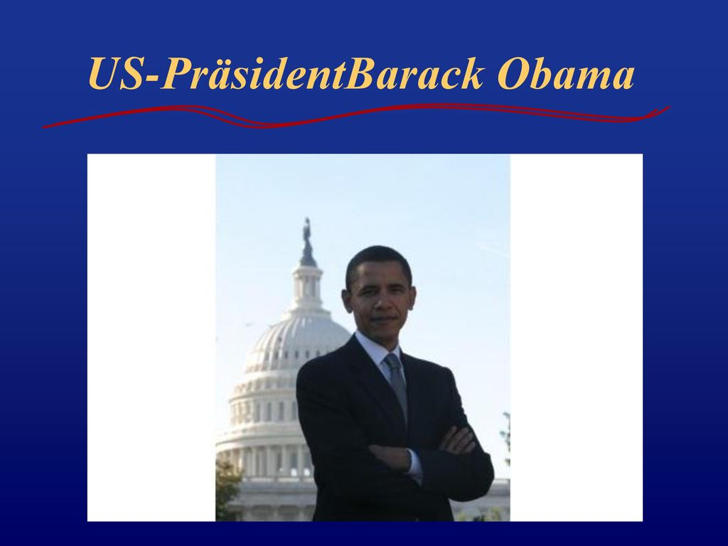 US-PräsidentBarack Obama