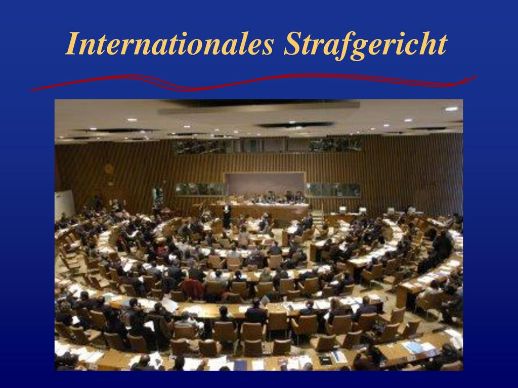 Internationales Strafgericht