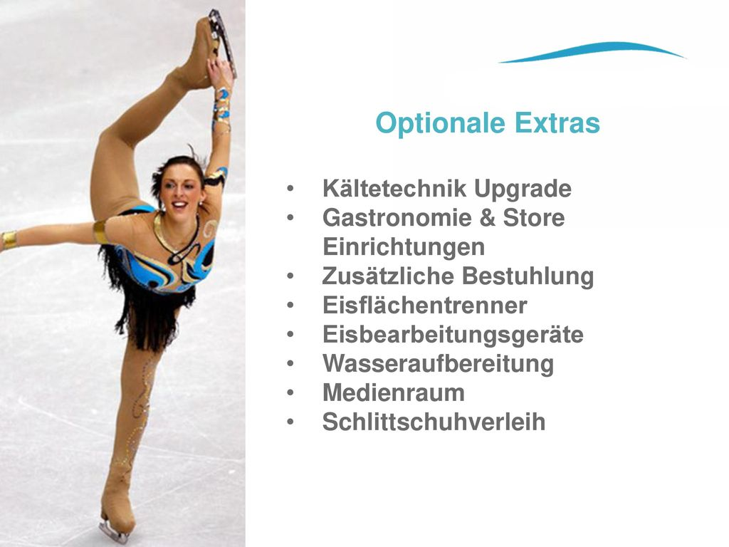 Optionale Extras Kältetechnik Upgrade