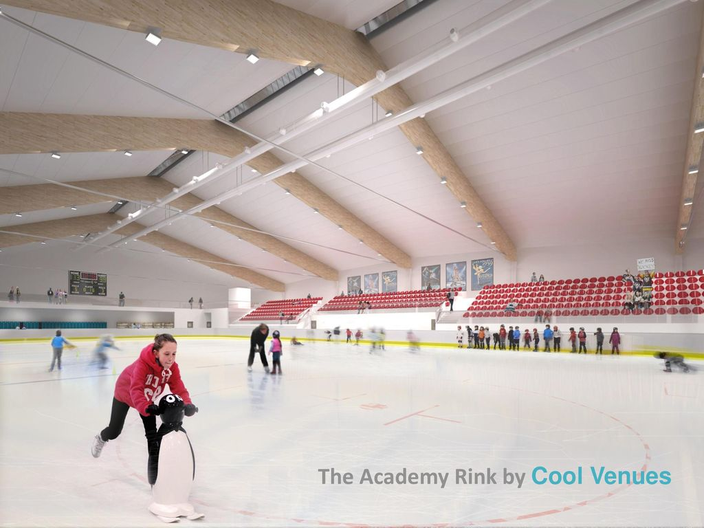The Academy Rink by Cool Venues