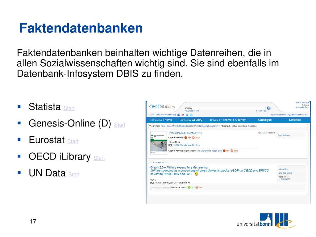 Faktendatenbanken